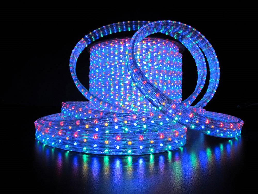 Движущиеся картинки из светодиодов