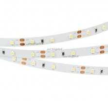 Лента RT 2-5000 12V Warm2400 (3528, 300 LED, LUX) (ARL, 4.8 Вт/м, IP20)