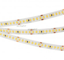 Лента RT 2-5000 24V Warm3000 3x (2835, 840 LED, LUX) (ARL, 17 Вт/м, IP20)